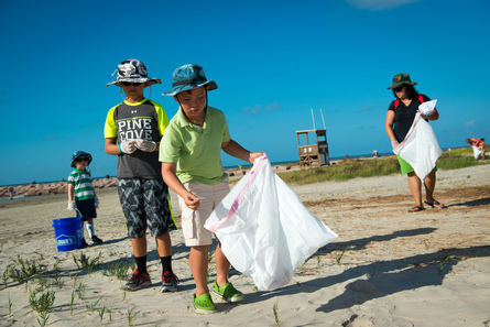 Beach Clean-Up Presented by Whole Foods Market