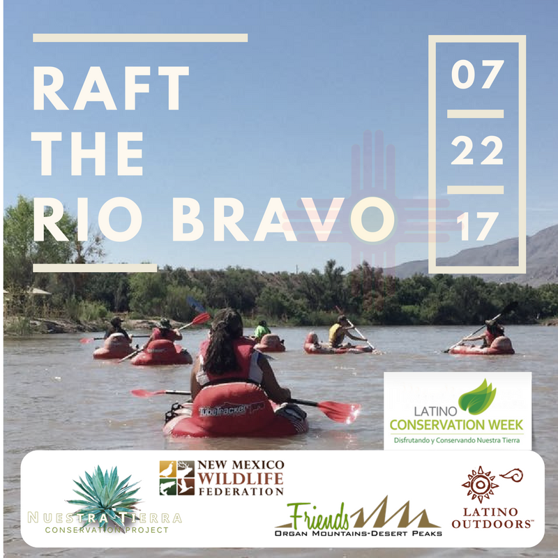 Rafting the Rio Bravo