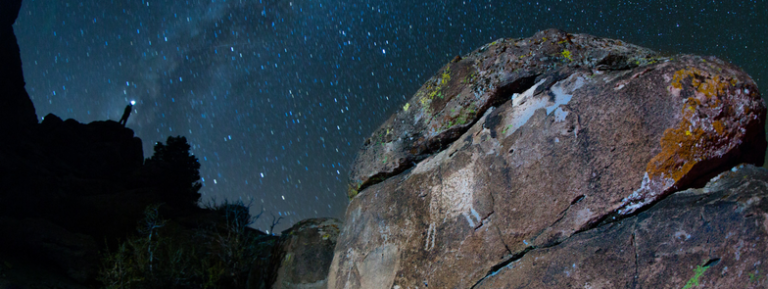 Stargazing and Camp-out in Basin and Range National Monument