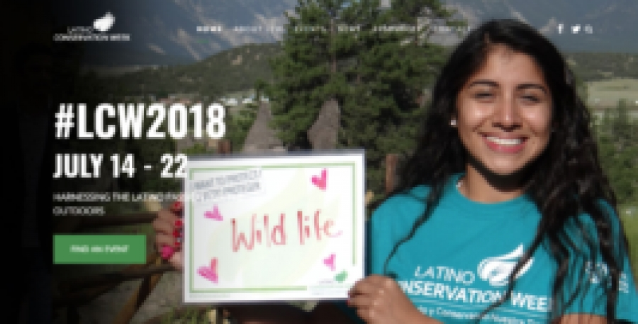 CLF: LATINO CONSERVATION WEEK CELEBRATES CONTRIBUTIONS TO STEWARDSHIP