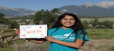 Cision PR Newswire: Sixth Annual Latino Conservation Week Kicks Off This Weekend (July 13-21), Breaks Down Barriers to the Outdoors and Inspires Tomorrow's Stewards