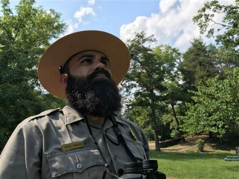 #NBCLatino20: The Park Ranger, Miguel Marquez