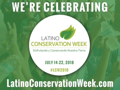 Hispanic Access and U.S. Forest Service Team Up to Celebrate Latino Conservation Week
