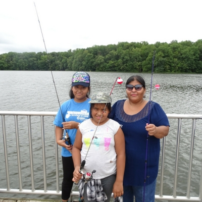 Primaveral Members Celebrate Culture, Conservation with Freshwater Fishing at Burke Lake